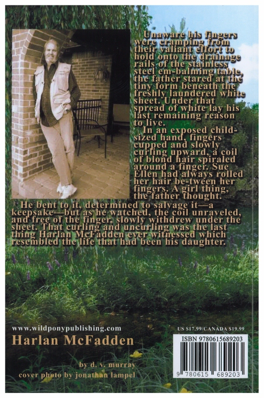 Harlan McFadden back cover